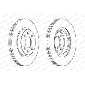 DDF1096C Bremsscheiben FERODO DDF1096C - Große Auswahl - stark reduziert