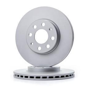 DDF1304C FERODO PREMIER Coat+ disc belüftet, beschichtet, ohne Schrauben Ø: 257mm, Lochanzahl: 4, Bremsscheibendicke: 22mm Bremsscheibe DDF1304C günstig kaufen
