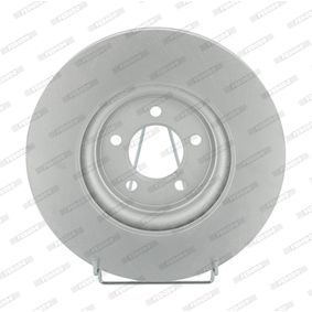 DDF1702C1 Bremsscheiben FERODO DDF1702C1 - Große Auswahl - stark reduziert