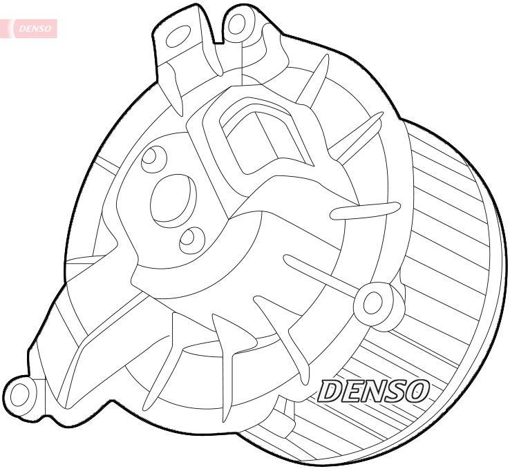 Vnitřní ventilátor DEA12003 koupit 24/7!
