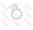 TRW Disco freno per MAN – numero articolo: DF5048S