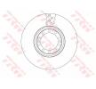 DF5076S TRW Bremsscheibe für RENAULT TRUCKS online bestellen