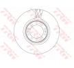 DF5087S TRW Bremsscheibe für RENAULT TRUCKS online bestellen