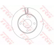 Disco de freno DF6417 — Mejores ofertas actuales en OE 40206JX00A repuestos de coches