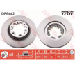 DF6442 TRW Bremsscheibe für RENAULT TRUCKS online bestellen