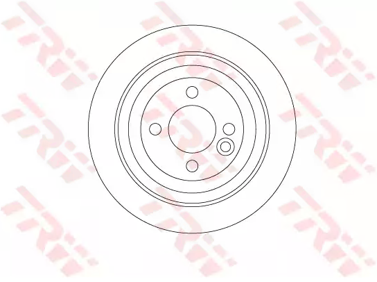 Bremsscheibe TRW DF6523 Bewertungen