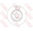 Bremsscheibe TRW DF6605S Bewertungen