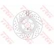 TRW Brake Disc DF6606S