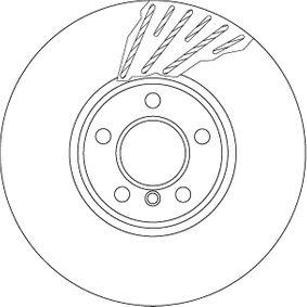 DF6611S Scheibenbremsen TRW - Markenprodukte billig