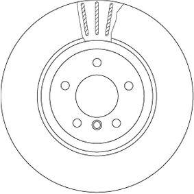 DF6624S Bremsscheiben TRW DF6624S - Große Auswahl - stark reduziert