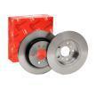 Bremsscheibe DF6787 mit vorteilhaften TRW Preis-Leistungs-Verhältnis