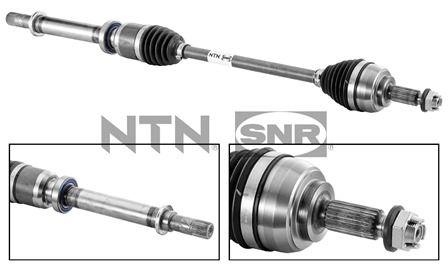 Halbachse SNR DK55.157
