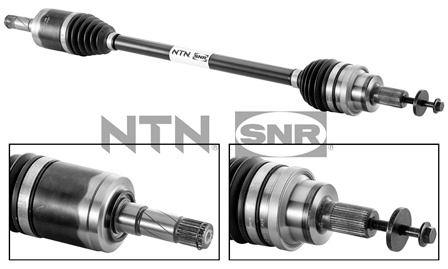 Halbachse SNR DK65.004