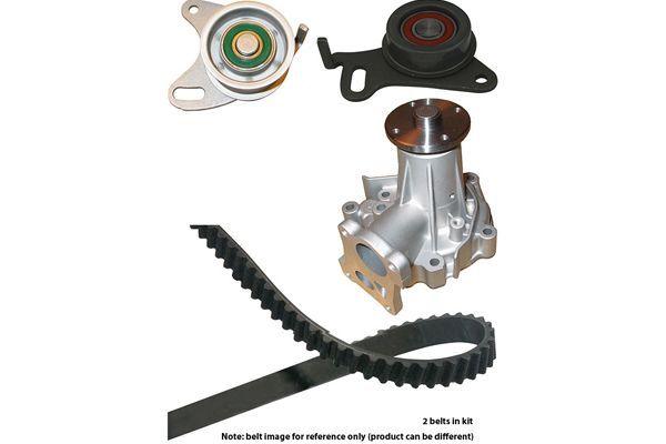 DKW-5511 KAVO PARTS Wasserpumpe + Zahnriemensatz - online kaufen