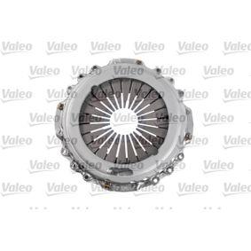 VALEO Tryckplatta 805753 - köp med 20% rabatt