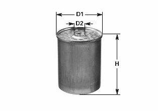DN 220 CLEAN FILTER Kraftstofffilter für DAF F 900 jetzt kaufen