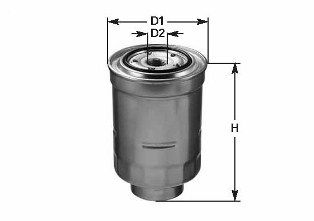 Achetez Filtre à carburant CLEAN FILTER DN 898 (Hauteur: 123mm) à un rapport qualité-prix exceptionnel