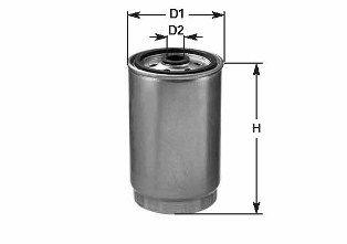 CLEAN FILTER Filtro carburante DN1922