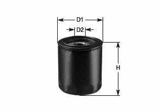 DO 327 CLEAN FILTER Anschraubfilter, Hauptstromfiltration Höhe: 100mm Ölfilter DO 327 günstig kaufen