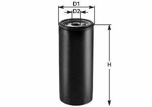CLEAN FILTER Filtr oleju do IVECO - numer produktu: DO5513