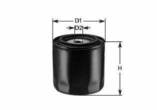 Original HYUNDAI Oil filter DO5518