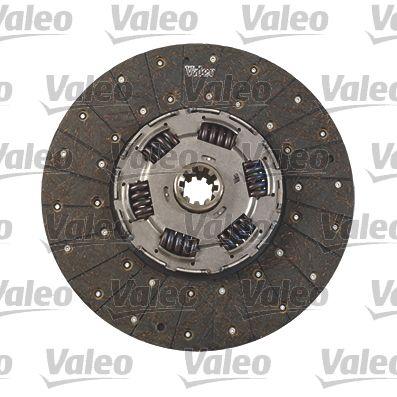 VALEO Kupplungsscheibe für IVECO - Artikelnummer: 807557