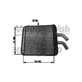 Valeo 812413 W/ärmetauscher Innenraumheizung