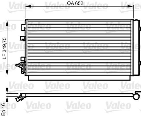 814187 Kondensator Klimaanlage VALEO Erfahrung