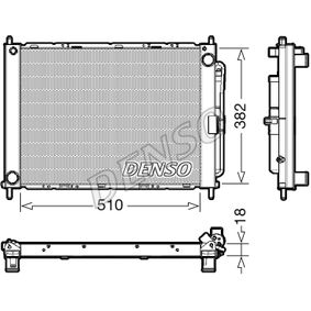 DRM23111 DENSO Gewicht: 5121g, Netzmaße: 510x382x18+16 Kühlmodul DRM23111 günstig kaufen