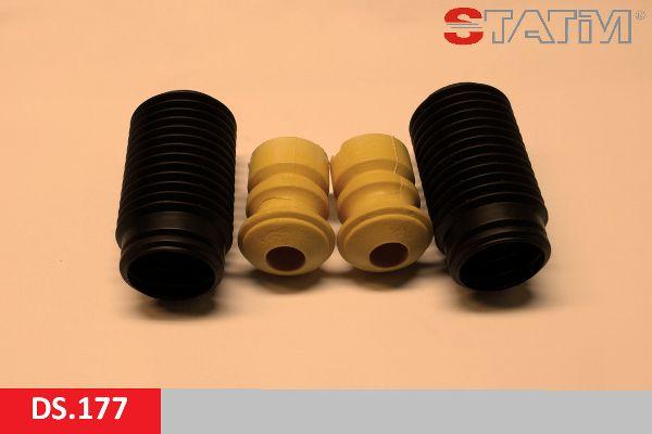 DS.177 Dust Cover Kit, shock absorber STATIM Test