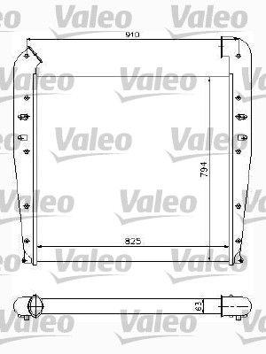 Køb VALEO Ladeluftkøler 817772 lastbiler