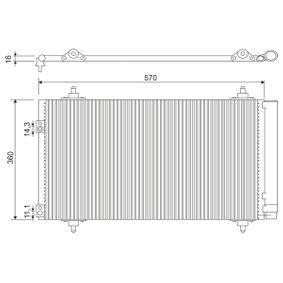 """818171 Condenseur, climatisation VALEO - L""""expérience à prix réduits"""
