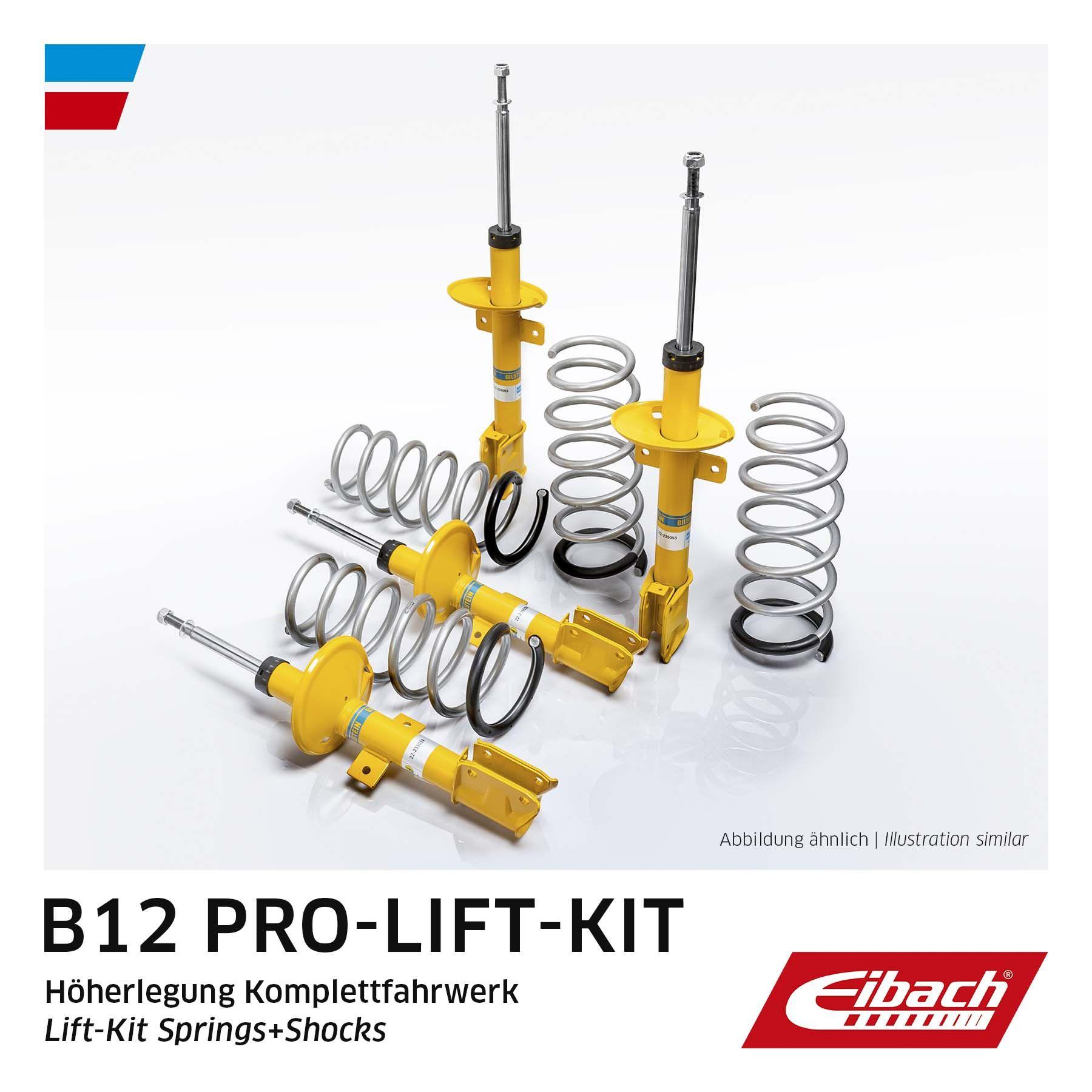Fahrwerkssatz, Federn / Dämpfer EIBACH E93-63-027-02-22