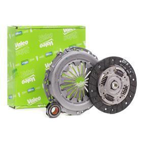 Comprare K679S VALEO KIT3P con spingidisco frizione, con disco frizione, con cuscinetto disinnesto Kit frizione 821458 poco costoso