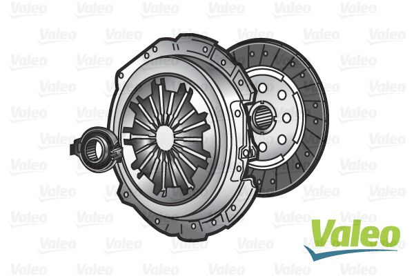826363 Complete clutch kit VALEO - Cheap brand products