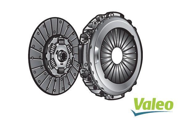 Buy VALEO Clutch Kit 827258 truck