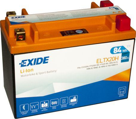 Starterbatteri ELTX20H med en rabat — køb nu!