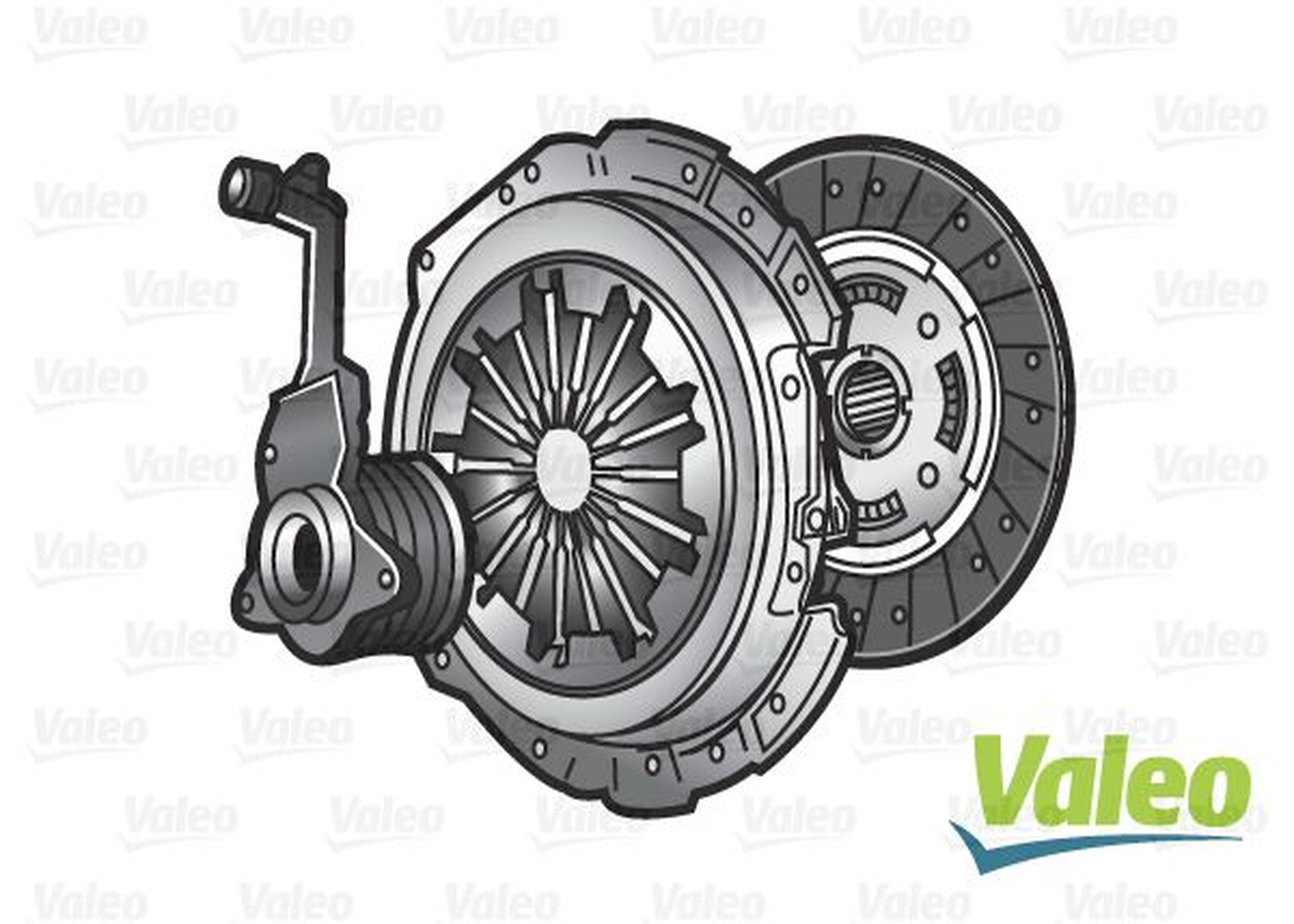 Buy original Clutch kit VALEO 834056