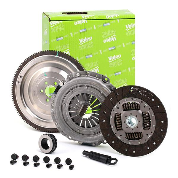 835012 VALEO KIT4P - CONVERSION KIT Conversion from dual-mass flywheel to single-mass flywheel, with clutch pressure plate, with clutch plate, with clutch release bearing, with flywheel Clutch Kit 835012 cheap