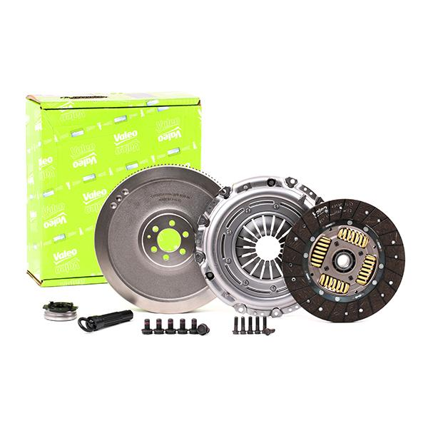 Car spare parts VW CADDY 2016: Clutch Kit VALEO 835035 at a discount — buy now!