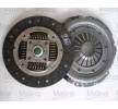 Clutch kit 835040 with an exceptional VALEO price-performance ratio