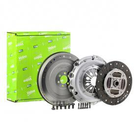 835050 VALEO KIT4P - CONVERSION KIT Conversion from dual-mass flywheel to single-mass flywheel, with clutch pressure plate, without central slave cylinder, with flywheel, with screw set, with clutch plate Clutch Kit 835050 cheap