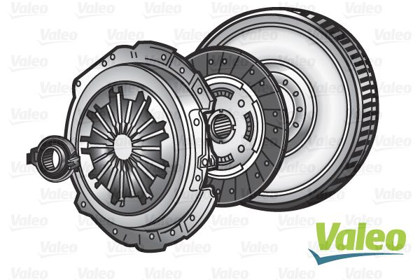 835069 Kit d'embrayage VALEO - L'expérience aux meilleurs prix