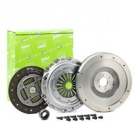 835071 VALEO KIT4P - CONVERSION KIT Conversion from dual-mass flywheel to single-mass flywheel, with clutch pressure plate, with flywheel, with screw set, with clutch plate, with clutch release bearing Clutch Kit 835071 cheap