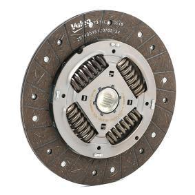 835071 Kit d'embrayage VALEO Test