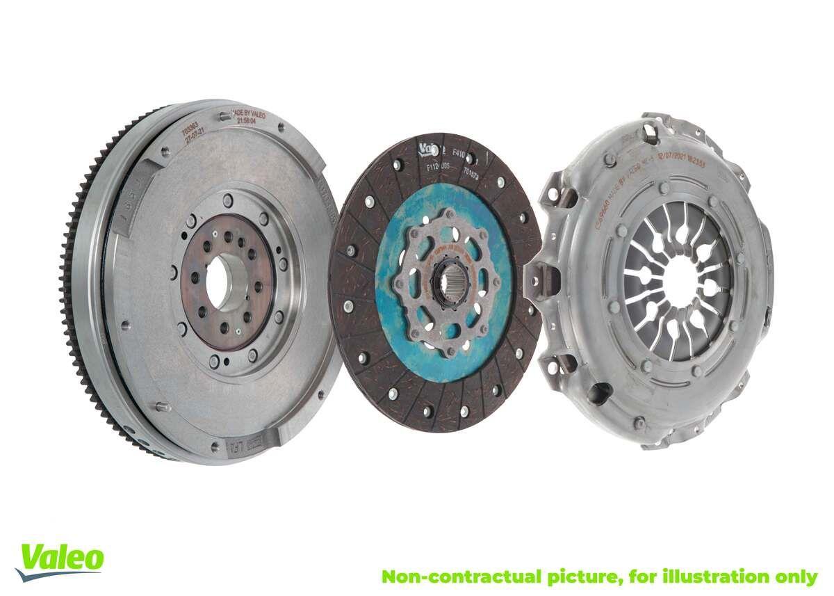 Buy original Clutch kit VALEO 836055