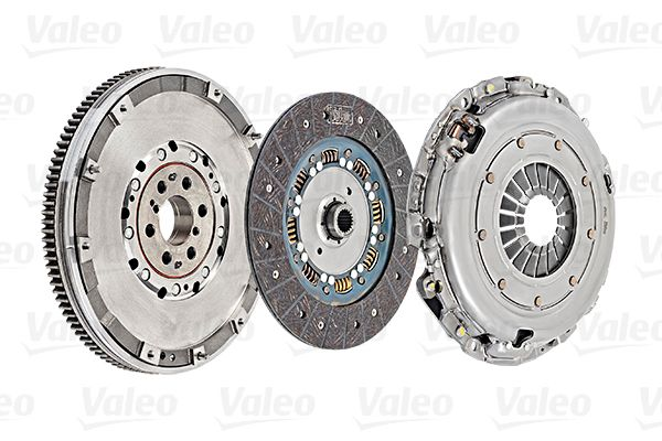 Car spare parts ALFA ROMEO 159 2012: Clutch Kit VALEO 836055 at a discount — buy now!
