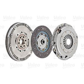 836055 VALEO MODULE DMF for engines with dual-mass flywheel, with clutch pressure plate, with flywheel, with screw set, with lock screw set, with clutch plate, without clutch release bearing Clutch Kit 836055 cheap