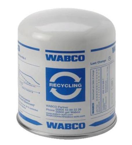 432 410 222 7 WABCO Cartouche de dessicateur, système d'air comprimé - achetez sur notre boutique en ligne