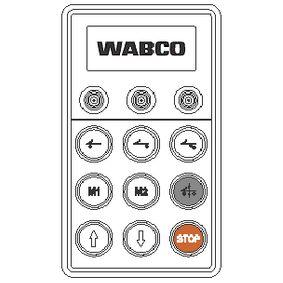 WABCO Kontrollenhet, pneumatisk fjädring 446 056 117 0 - köp med 17% rabatt